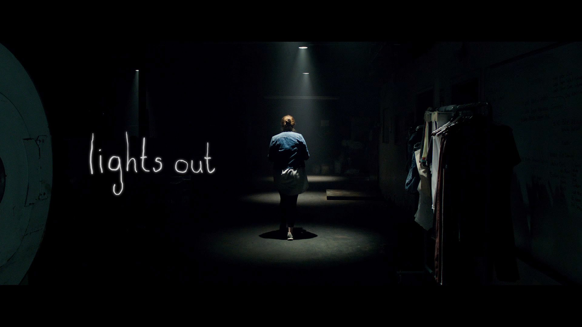 Lights Out - Recensione