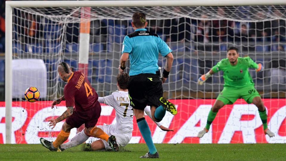 Risultati 16a giornata Serie A 16/17