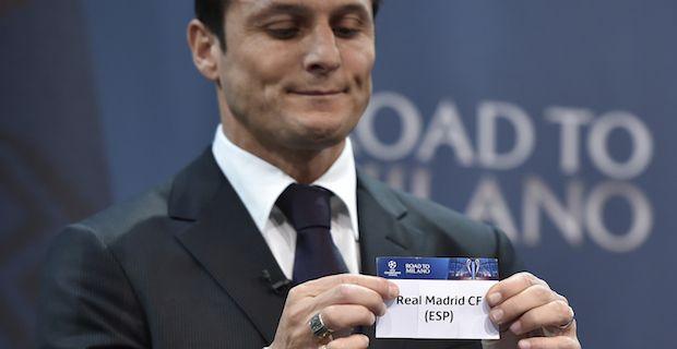 Sorteggi Champions League: Urna benevola per la Juventus; il Napoli è chiamato all'impresa