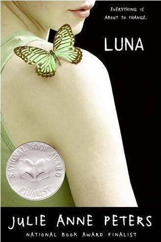 Copertina Luna Julie Anne Peters