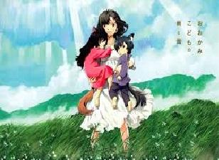 Ame and Yuki: The Wolf Children - La Recensione