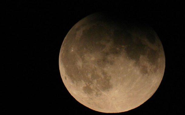 11 Febbraio 2017: eclissi di Luna