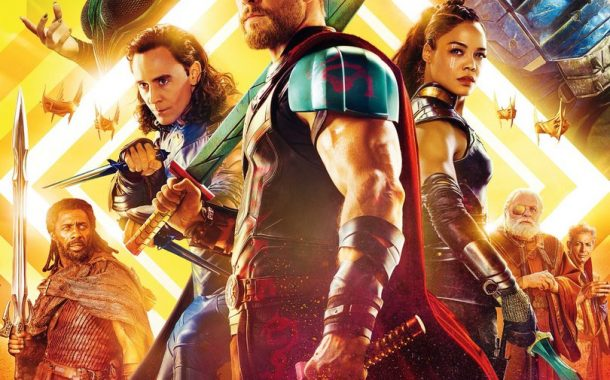 Thor: Ragnarok - Recensione