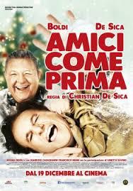 """RECENSIONE FILM """"AMICI COME PRIMA"""" - REGIA di CHRISTIAN DE SICA"""