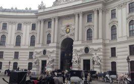 Vienna baricentro d'Europa